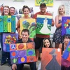 Up to 54% Off BYOB Painting Class or Walk-in Painting Class