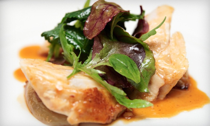 The Highcliffe - McLoughlin: $15 for $30 Worth of Upscale Pub Food and Drinks for Dinner at The Highcliffe