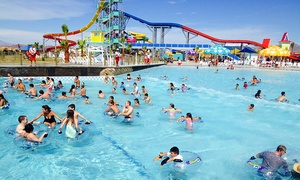 Cowabunga Bay: $99.99 for Admission for Four with Drinks and Pizza at Cowabunga Bay (Up to $173.46 Value)
