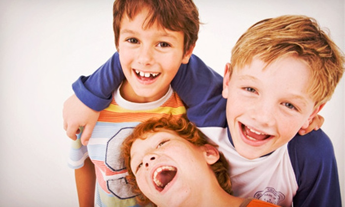 SMARTS Club - Plano: $169 for Five-Day Kids' Summer Camp at SMARTS Club ($349 Value)