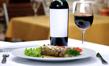 Three-Course Wine Down Wednesday Dinner with Wine Pairings at Nectar Tasting Room (50% Off)