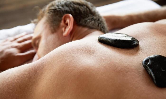 Rhythms Massage & Bodywork - Lenox: A 60-Minute Hot Stone Massage at Rhythms Massage & Bodywork (45% Off)