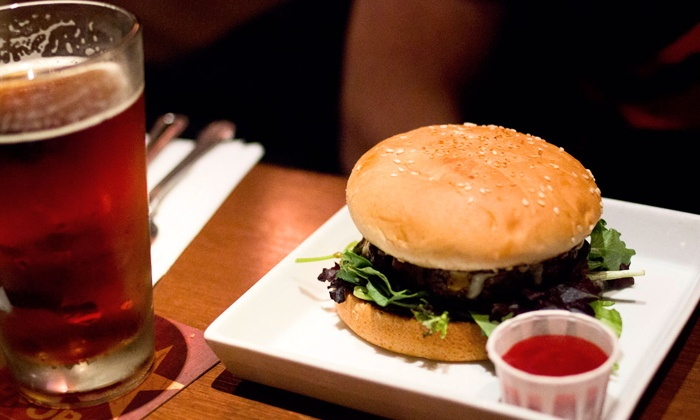 Bar Food - West Los Angeles: Gastropub Food at Bar Food (Up to 47% Off). Two Options Available.