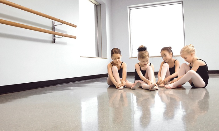 Anna Maria Academy Of Dance - North Hollywood: Dance Lessons at Anna Maria Academy Of Dance (Up to 60% Off). Three Options Available.