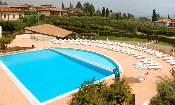 Hotel Le Terrazze sul Lago in Padenghe sul Garda (BS), Provincia di ...
