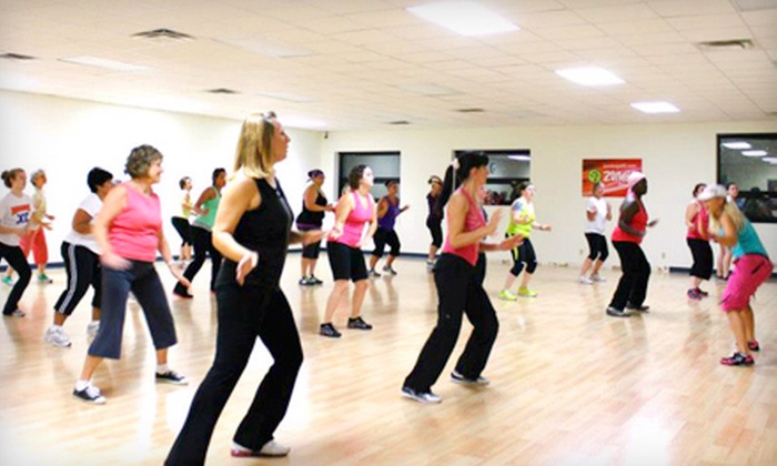 Zumba Get Fit - Zumba Get Fit : 10 or 20 Zumba Classes at Zumba Get Fit (Up to 63% Off)