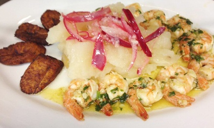 Cuban Cuisine for Dinner or Lunch at Kenn-Tico Cuban Bar & Grill (53% Off). Three Options Available.