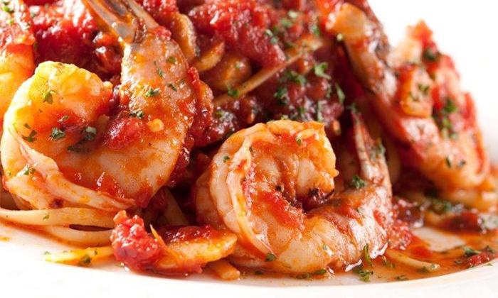 Amelia's Italian Cuisine - Gainesville: Italian Dinner for Two at Amelia's Italian Cuisine (Up to 45% Off). Two Options Available.