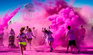 Colour Run Stellenbosch: The Color Run Stellenbosch Ticket for R189 (24% Off)