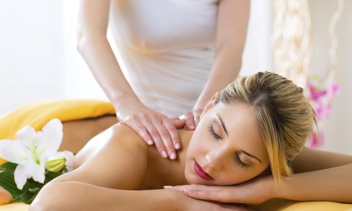 Melissa Stutzman @ Nv Salon & Spa - Colorado Springs: 60-Minute Full-Body Massage at Melissa Stutzman @ NV Salon & Spa (50% Off)