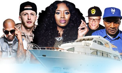 image for Memorial Day Yandy Smith Yacht Party on Saturday, May 26, at 8:30 p.m.