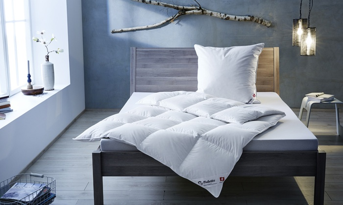 4 jahreszeiten daunen bettdecke groupon goods. Black Bedroom Furniture Sets. Home Design Ideas