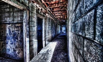 Visit to a Haunted Military Base for Two or Four at Tour of Terror (Up to 44% Off)