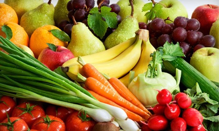 Village Organic Market - North Palm Beach: $15 for a One-Day Organic Juice Cleanse from Village Organic Market ($30 Value)