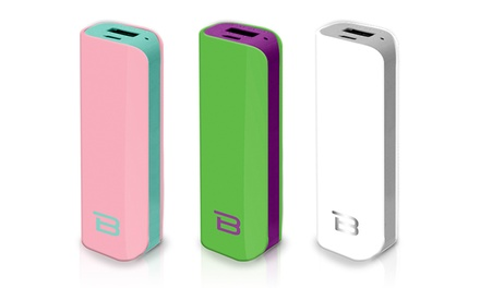 Bytech 200 Series 2,000mAh Portable Power Bank