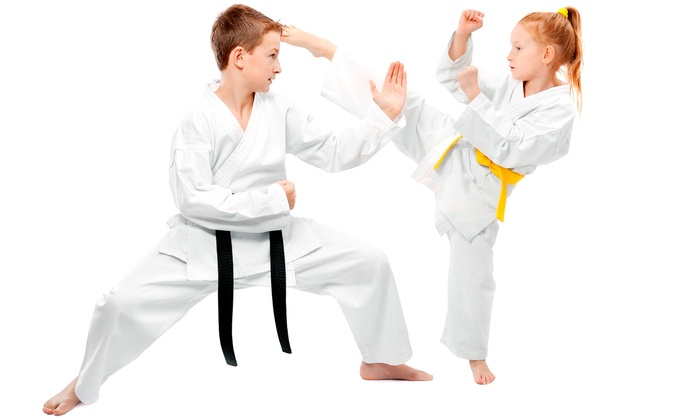Blue Dragon Taekwondo Academy - Victory Taekwondo Academy: Five Classes or Month of Unlimited Classes with Uniform at Blue Dragon Taekwondo Academy (Up to 90% Off)