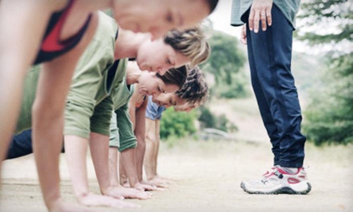 Dynamic Training & Rehabilitation - Burlington: 10 or 20 Boot-Camp Classes at Dynamic Training & Rehabilitation in Burlington (Up to 84% Off)