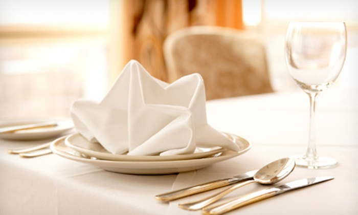 CW Weddings & Event Planning - Columbus: $55 for $100 Worth of Event Supplies Rental from CW Weddings & Event Planning