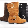 $19.99 for Carrini Girls' Boots
