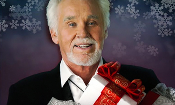 Kenny Rogers - Charline McCombs Empire Theatre: Kenny Rogers Christmas and Hits on December 10 at Majestic Theatre (Up to Half Off). Two Seating Options Available.