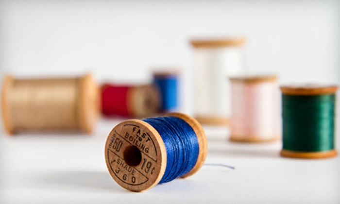 The Smocking Shoppe - The Smocking Shop: $19 for a Two-Session Intro to Sewing Class at The Smocking Shoppe ($50 Value)