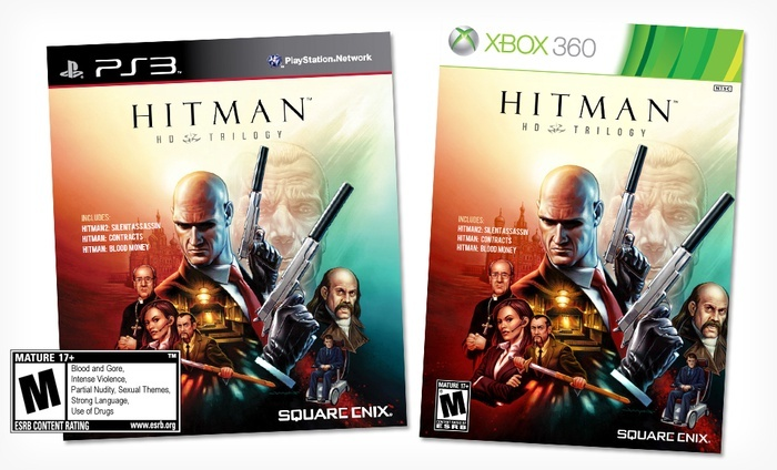 Hitman Trilogy in HD for PS3 or Xbox 360: Hitman Trilogy in HD for PS3 or Xbox 360