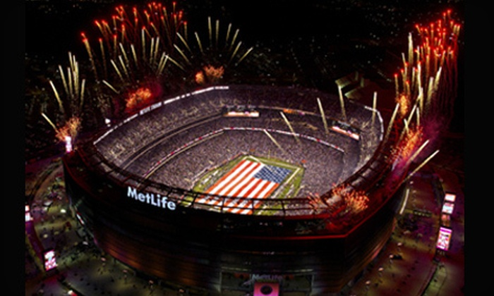 New York's College Classic Syracuse Orange vs. USC Trojans - MetLife Stadium: Syracuse Football Game Against USC at MetLife Stadium on Saturday, September 8, at 3:30 p.m. (Up to 51% Off)