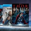 Thor or Thor: The Dark World on Blu-ray or DVD