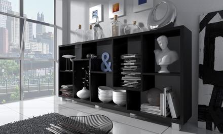 Design-Wohnzimmerregal (Sie sparen: 62%)