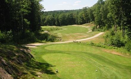 18 Holes of Golf for One or Four with Cart, or Season Membership at The Shattuck Golf Club (Up to 63% Off)