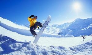 Surf und Sportshop Schumacher (DE): 3 Stunden Snowboard-Kurs inkl. Leihausrüstung mit dem Surf- und Sportshop Schumacher (bis zu 66% sparen*)