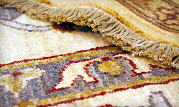 Sun Coast Cleaning & Restoration - Palm Beach: Carpet, Tile, and Upholstery Cleaning from Sun Coast Cleaning & Restoration (Half Off). Two Options Available.