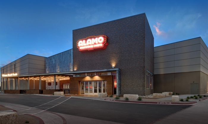 Alamo Drafthouse Cinema - Alamo Drafthouse Cinema - Lubbock: Two or Four Groupons, Each Good for One Movie Ticket at Alamo Drafthouse Cinema (Up to 50% Off)