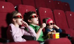 9d - תשעת המימדים: 9D - קולנוע תשעה ממדים בפארק פרס, חולון: זוג כרטיסים ב-29 ₪, או 3 כרטיסים ב-42 ₪ לחווית צפייה מסעירת חושים לילדים ולנוער