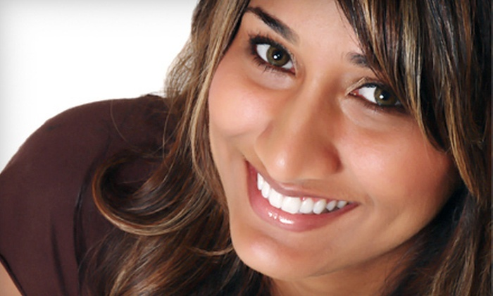 Signature Smiles of Tulsa - Tulsa: One Porcelain-Fused-to-Metal, Porcelain, Gold, or Implant Crown, or One Veneer at Signature Smiles of Tulsa (Up to 79% Off)