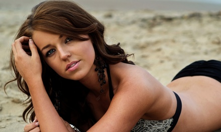 One or Three Sunless Tans at Elite Tan & Nails (50% Off)