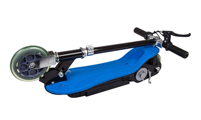 120w Foldable Electric Scooter Groupon Goods