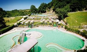 Terme di Sorano SPA: Ingresso alle piscine termali, percorso benessere, massaggio, light lunch o cena da Terme di Sorano (sconto fino a 63%)