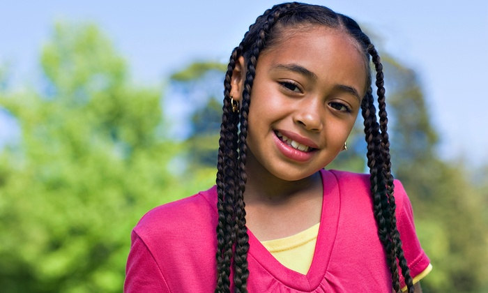 Styles by Tre - Shay's Hair Salon: Hair Braiding for Kids at Styles by Tre (51% Off)