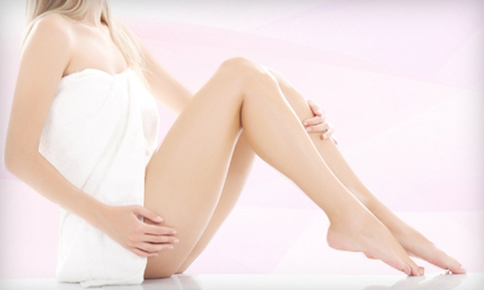 Avid MediSpa - London: $189 for One Year of Unlimited Laser Hair Removal on Three Areas at Avid MediSpa ($2,000 Value)