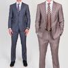 Bernardi Men's Slim Fit Wool Blend Two-Piece Suit