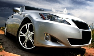Quality Detailz: Mobile ExecutiveDetail or Desert-Protection Detail for a Sedan or Large Vehicle from Quality Detailz (50% Off)