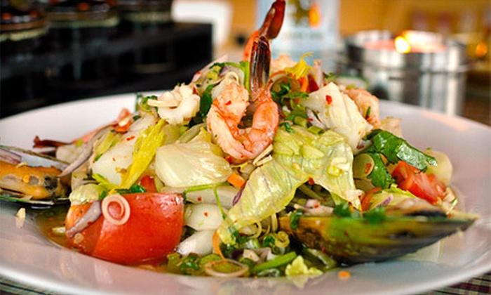 City Thai Cuisine - Hillsdale: $15 for $30 Worth of Thai Food for Dinner at City Thai Cuisine