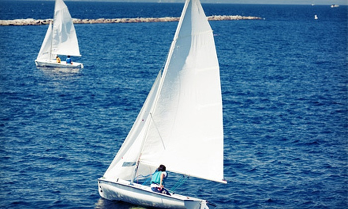 Lanier Sailing Academy - Downtown Pensacola: $60 for a Two-Hour Instructional Sailing Cruise for Two with Lanier Sailing Academy ($120 Value)