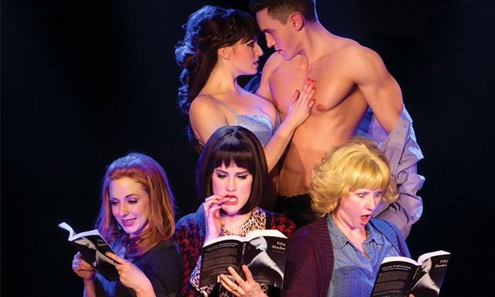 """""""50 Shades! The Musical Parody"""" - Bijou Theatre: """"50 Shades! The Musical Parody"""" on Saturday, March 7, at 2 p.m. or 8 p.m. (Up to 31% Off)"""