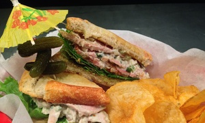 Rumi's Tavern and Eatery: $12 for a Lunch/Dinner Punch Card at Rumi's Tavern and Eatery ($20 Value)
