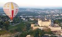 1h20 de vol en montgolfière pour 1 personne dès 119 € avec Montgolfière Sensation - Région Ouest