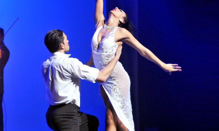 Tango Lovers - Edgewater: Beginners', Intermediate, or Masters' Classes at Tango Lovers (Up to 31% Off). Multiple Dates Available.
