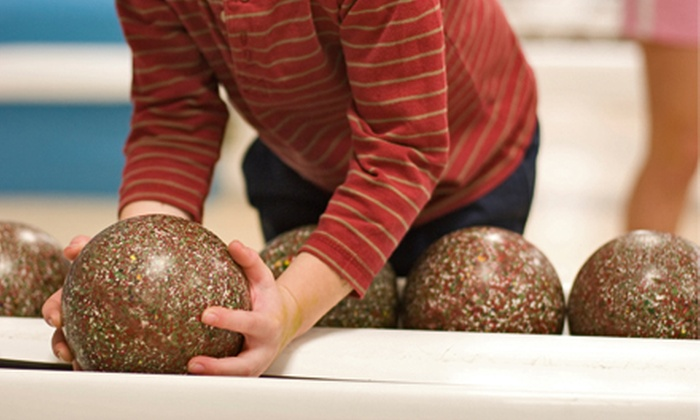 Parkville Lanes - Baltimore: Bowling Package for Up to 4 with Soda or Beer, or Bowling Package for Up to 15 at Parkville Lanes (50% Off)