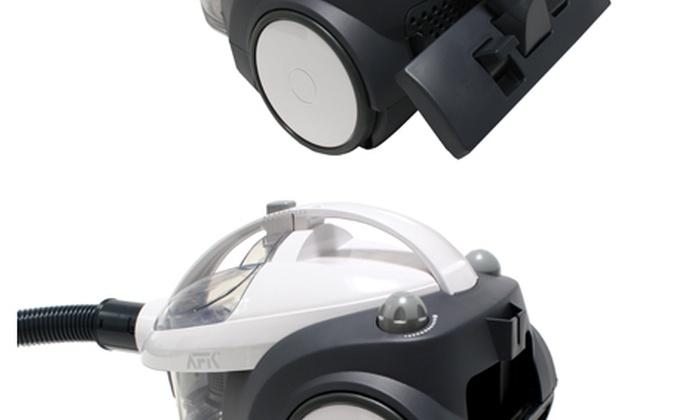 staubsauger afk zyklon 2400 watt groupon goods. Black Bedroom Furniture Sets. Home Design Ideas